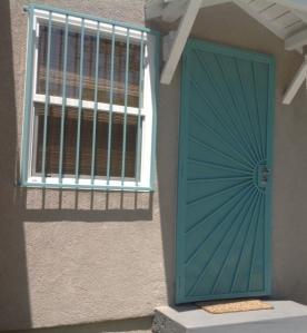 Custom window and door security bars silver lake